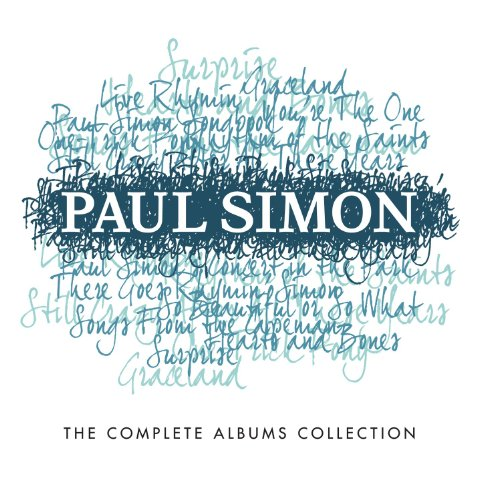 Paul Simon 'The Complete Albums Collection' 15-Disc Box Set To Be Released October 15