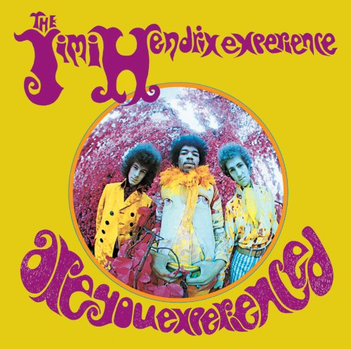 Are You Experienced (U.S. Art and Sequence)