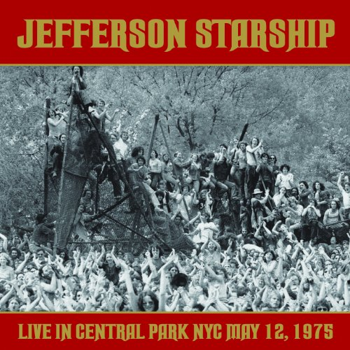 Live In Central Park NYC May 12, 1975 (2 CD)