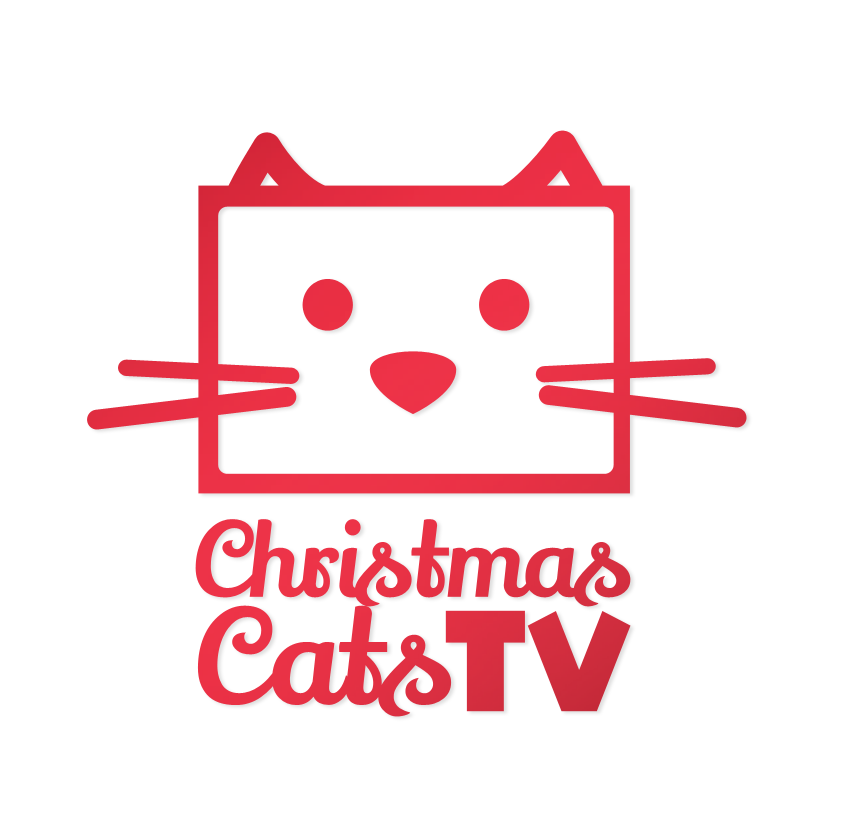 "FORGET WHAT THE FOX SAID, TIME FOR ""CHRISTMAS CATS TV""!"