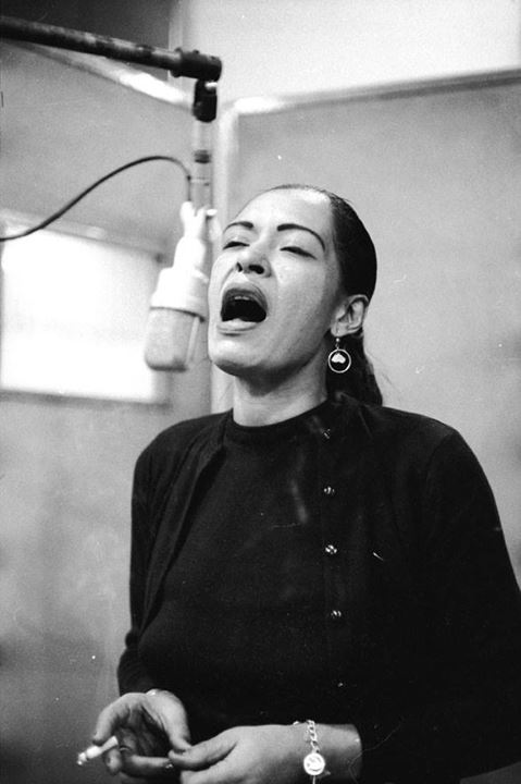 Billie Holiday – Keeping Time: The Photographs of Don Hunstein