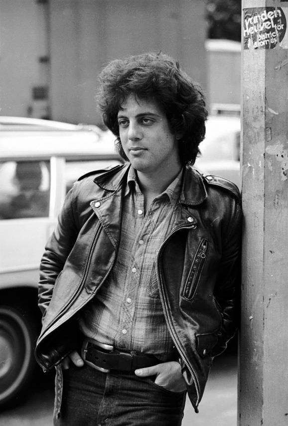 Billy Joel – Keeping Time: The Photographs of Don Hunstein