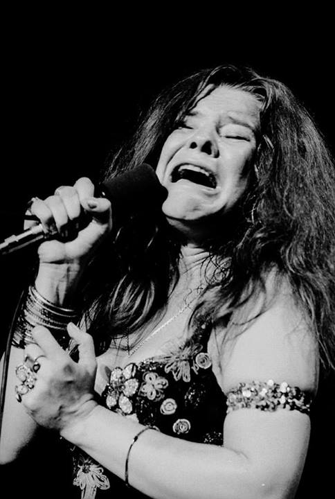 Janis Joplin – Keeping Time: The Photographs of Don Hunstein