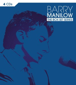 The Box Set Series (Copacabana/ I Write The Songs/ Mandy/ Can't Smile Without You) (4 CD)