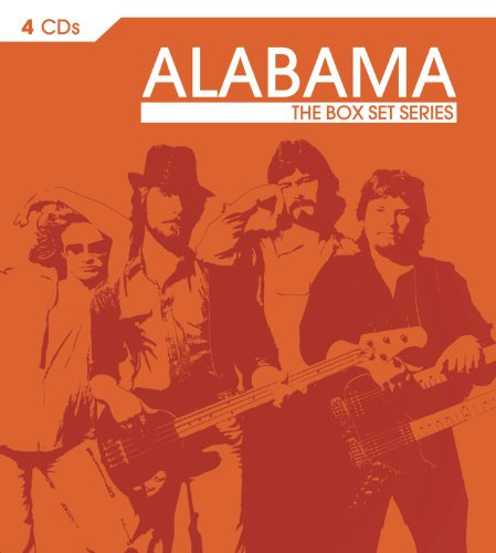 The Box Set Series (Mountain Song/ Song Of The South/ Roll On (Eighteen Wheeler)/ Dixieland Delight) (4 CD)