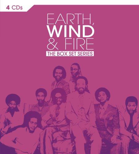 The Box Set Series (September/ Shining Star/ Fantasy/ Let's Groove) (4 CD)