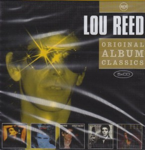 Original Album Classics (Rock and Roll Animal/ Rock and Roll Heart/ Street Hassle/ The Bells/ Growing Up in Public) (5 CD)