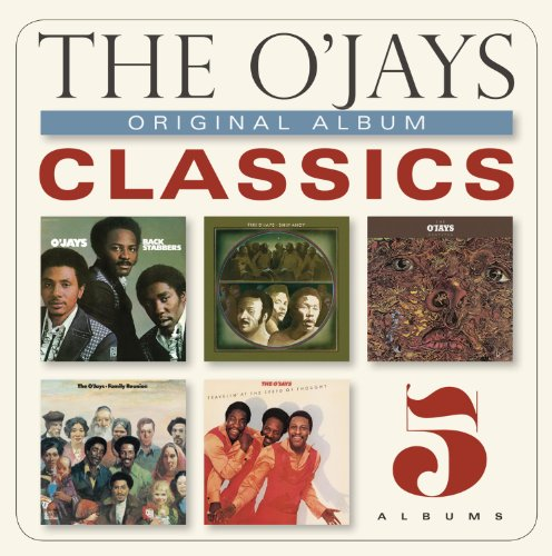 Original Album Classics (Back Stabbers/ Ship Ahoy/ Survival/ Family Reunion/ Travelion' At The Speed Of Thought) (5 CD)