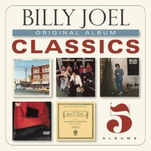 Original Album Classics #2 (Streetlife Serenade/ Turnstiles/ 52nd Street/ Storm Front/ Fantasies &/ Delusions) (5 CD)