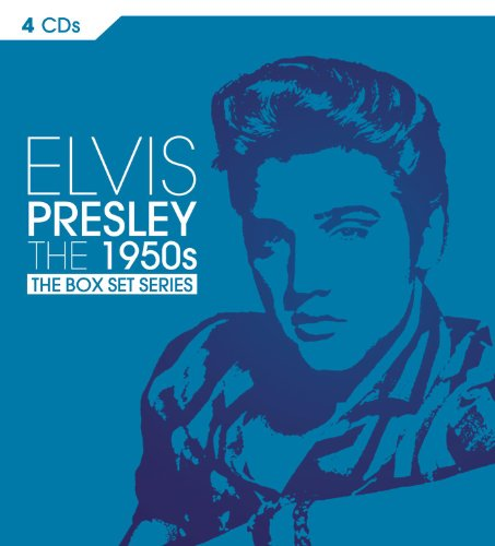The Box Set Series (Jailhouse Rock/ Hound Dog/ Heartbreak Hotel/ That's All Right) (4 CD)