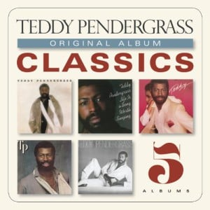 Original Album Classics (Teddy Pendergrass/ Life Is A Song Worth/ Singing/ Teddy/ TP/ It's Time For Love) (5 CD)