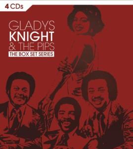 The Box Set Series (Midnight Train To Georgia/ I Heard It Through The Grapevine/ I've Got To Use/ My Imagination) (4 CD)