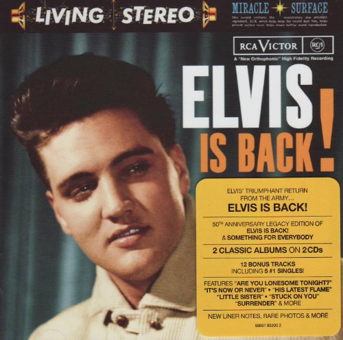 Elvis Is Back! (Legacy Edition) (2 CD)