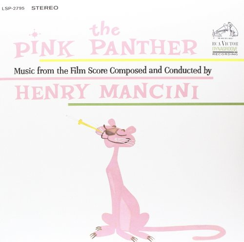 The Pink Panther (Music From The Film Score) (Pink Vinyl) (Color Disc)