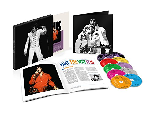 Elvis: That's The Way It Is (Deluxe Edition) Available on August 5, 2014