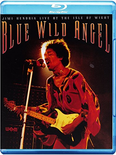 Blue Wild Angel: Jimi Hendrix Live At The Isle of Wight to be released on Blu-ray for the first time ever on June 17