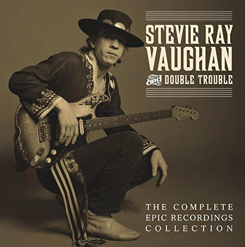 STEVIE RAY VAUGHAN AND DOUBLE TROUBLE: THE COMPLETE EPIC RECORDINGS COLLECTION TO BE RELEASED OCTOBER 28