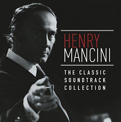HENRY MANCINI'S TIMELESS FILM MUSIC CELEBRATED IN THE CLASSIC SOUNDTRACK COLLECTION  AVAILABLE NOVEMBER 18th