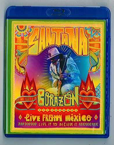 Corazon – Live From Mexico: Live it to Believe It (Blu-Ray/ CD)