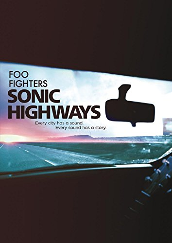 Sonic Highways (4 DVD)