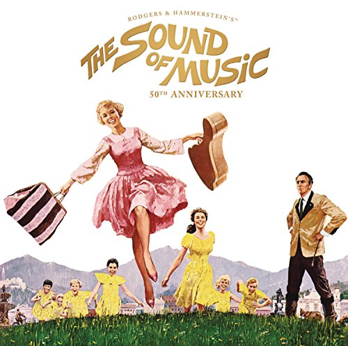 The Sound of Music 50th Anniversary Edition – Available March 10, 2015