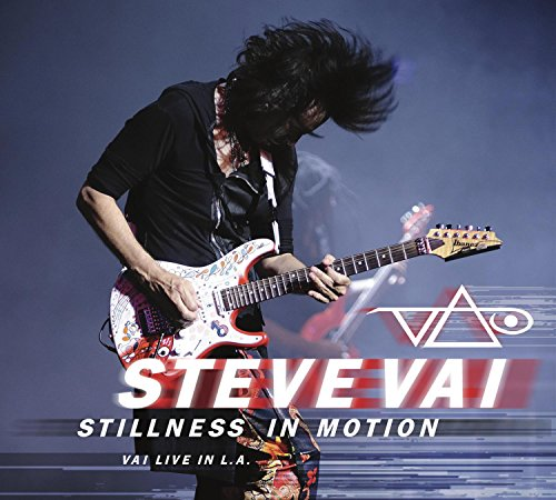 Stillness in Motion: Vai Live in L.A. (2 CD)
