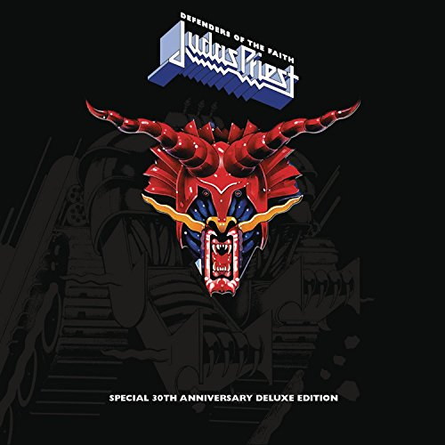 REMASTERED/EXPANDED VERSION OF JUDAS PRIEST'S CLASSIC 'DEFENDERS OF THE FAITH' ALBUM ANNOUNCED