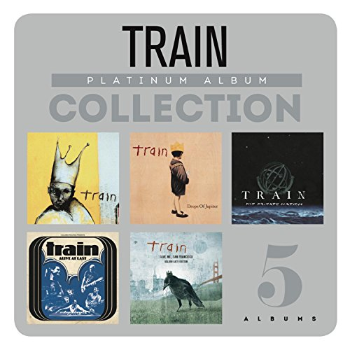 The Platinum Album Collection (5 CD)