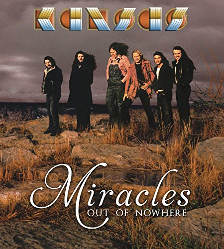 KANSAS – Miracles Out of Nowhere DVD/CD Package Coming March 2015
