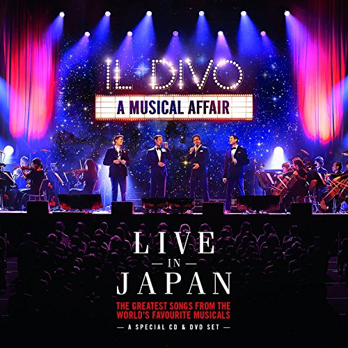 A Musical Affair: Live In Japan (CD/ DVD)
