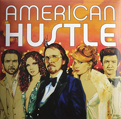 "Limited Edition Vinyl of ""American Hustle – Original Motion Picture Soundtrack"" Available Exclusively for Record Store Day's Annual Black Friday Event"