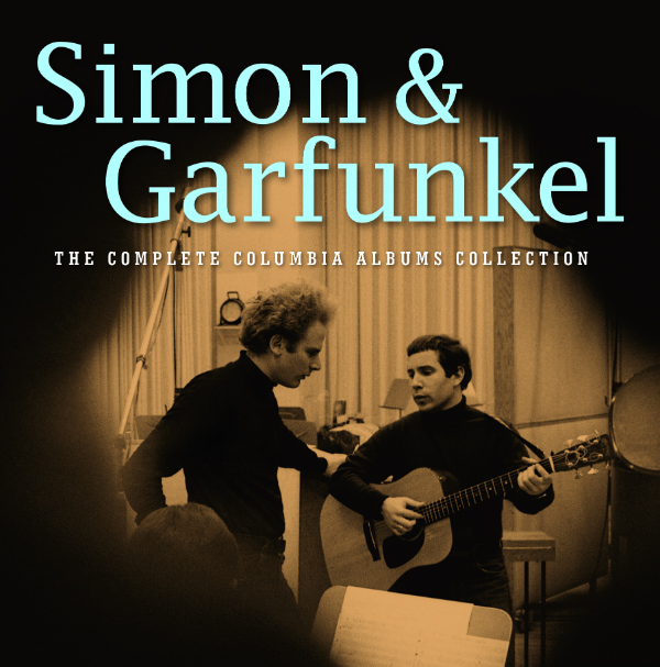 Simon & Garfunkel 'The Complete Columbia Albums Collection' To Be Released On Vinyl and 'The Concert In Central Park' To Be Released On CD/DVD For First Time & Vinyl