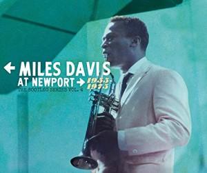 Miles Davis At Newport: 1955-1975: The Bootleg Series Vol. 4 (4 CD)