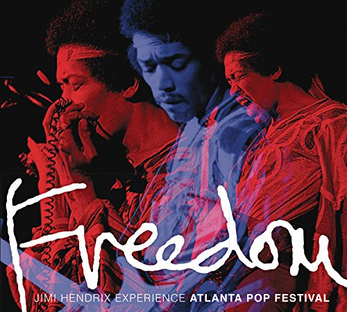 Jimi Hendrix Experience Freedom: Atlanta Pop Festival 2CD/2LP Out August 28; Jimi Hendrix: Electric Church Documentary To Premiere On Showtime® On September 4