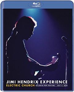 Jimi Hendrix: Electric Church (Blu-ray)
