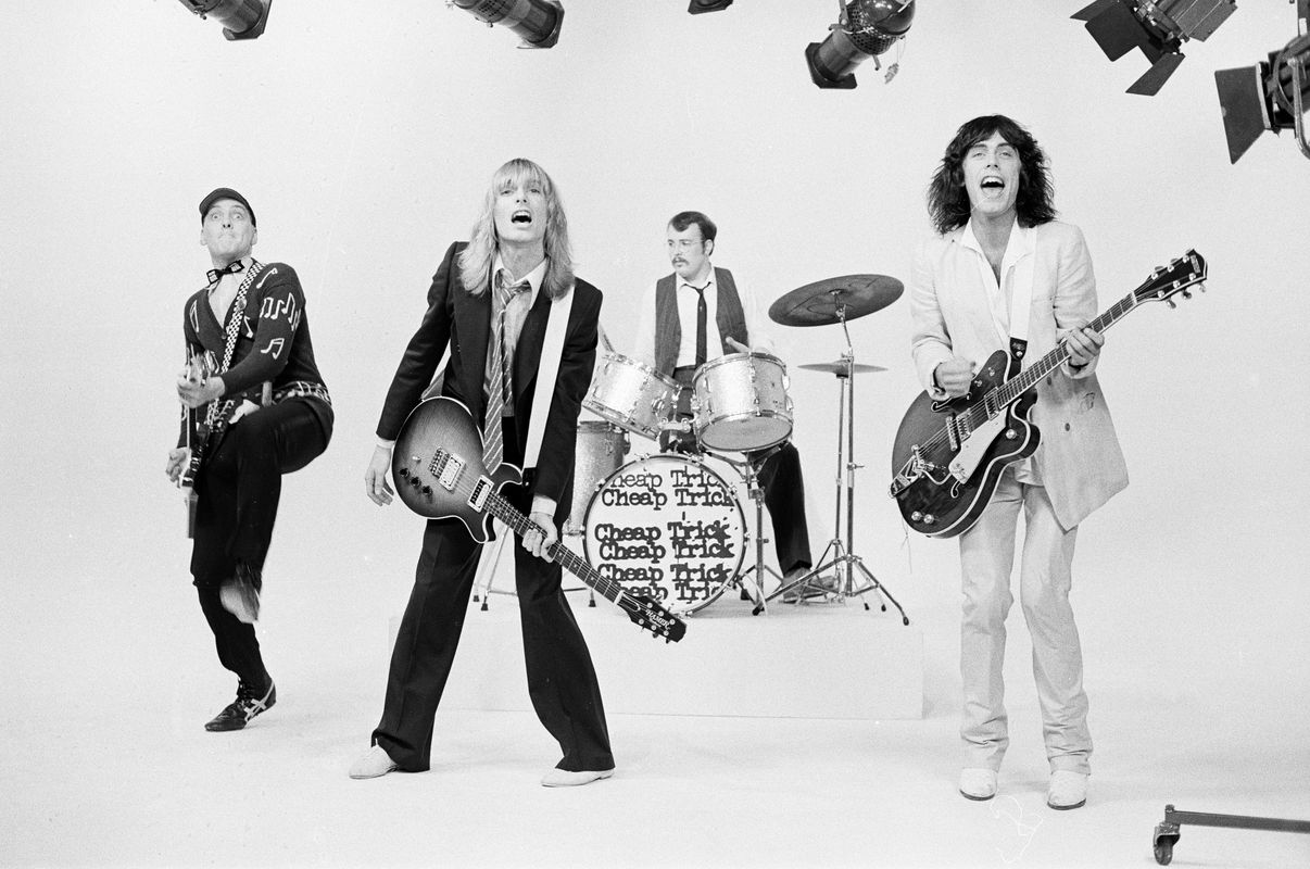 Cheap Trick Named One of Rock and Roll Hall of Fame's 2016 Inductees
