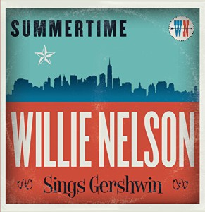 Summertime: Willie Nelson Sings Gershwin (LP)