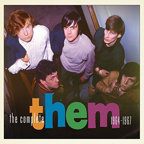 Complete Them (1964-1967) (3 CD)
