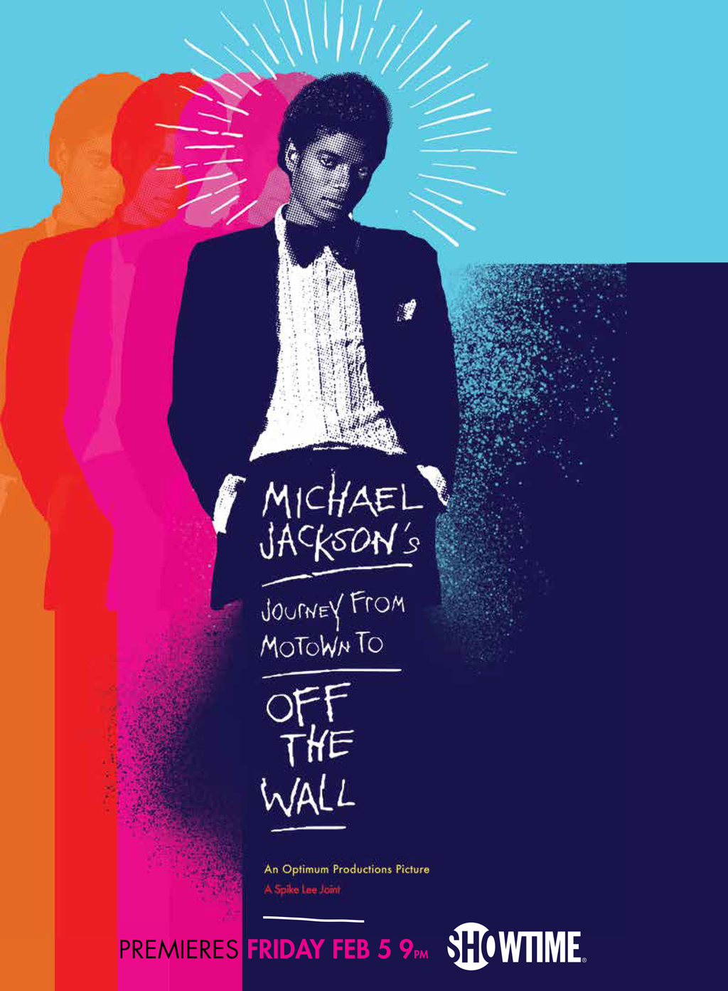 'MICHAEL JACKSON's Journey From Motown To Off The Wall' Will Premiere on Showtime Friday, February 5 at 9 PM ET/PT