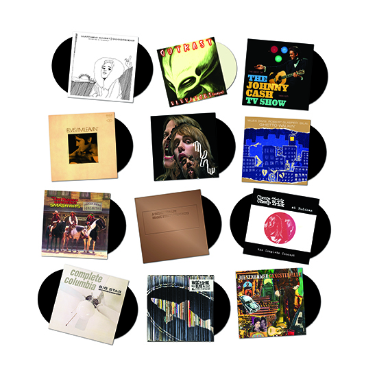 Legacy Recordings Releasing Exclusive New Vinyl Collectibles For Record Store Day 2016 (Saturday, April 16)