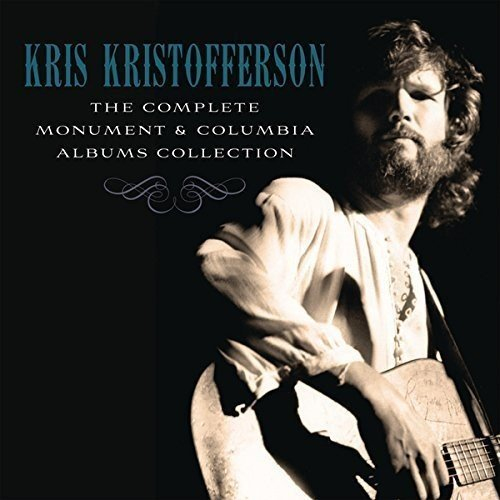 Kris Kristofferson 'The Complete Monument & Columbia Album Collection' To Be Released June 10