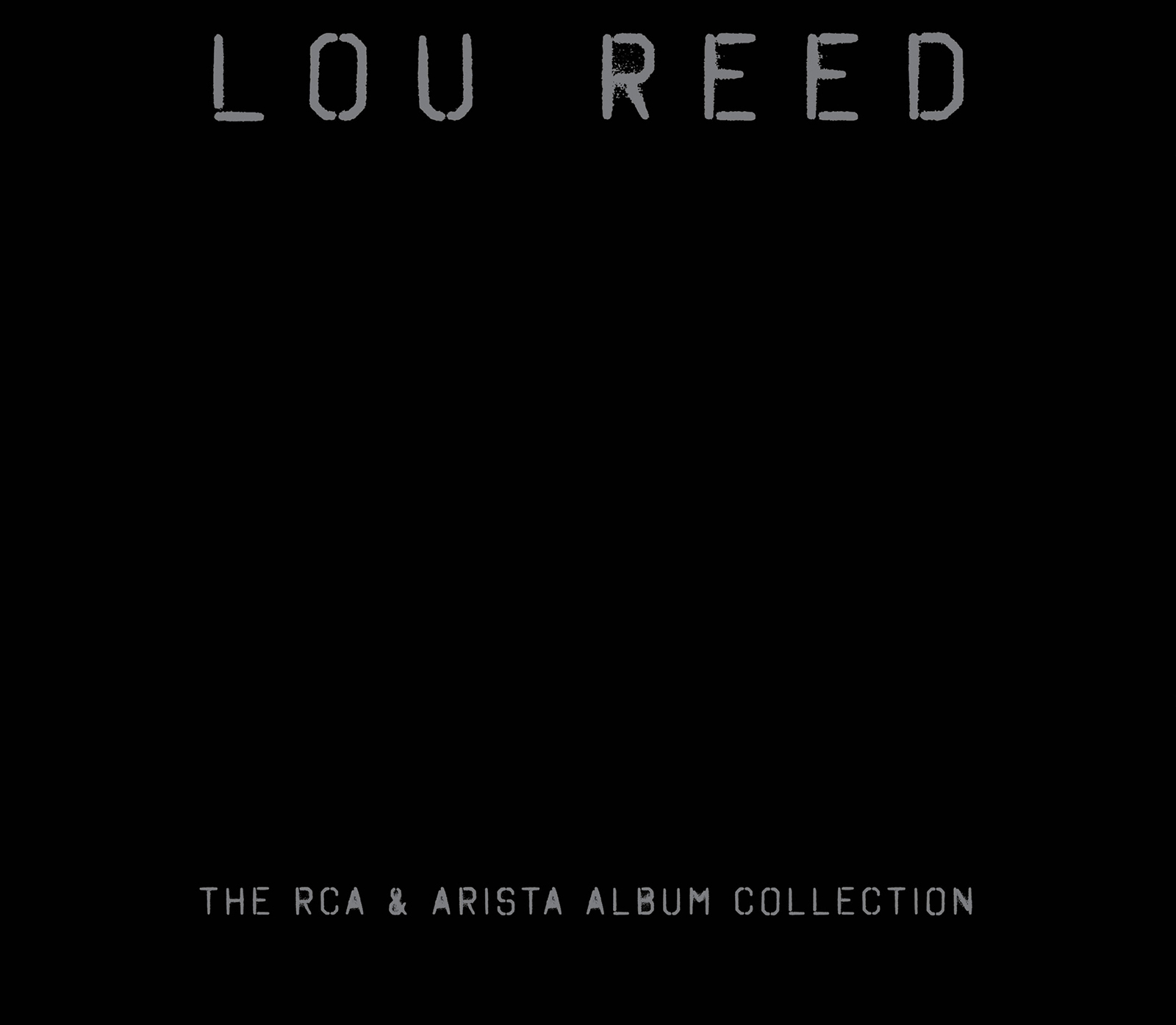Legacy Recordings To Release 'Lou Reed – The RCA & Arista Album Collection'