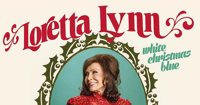 Loretta Lynn's New Holiday Album 'White Christmas Blue' Coming October 7