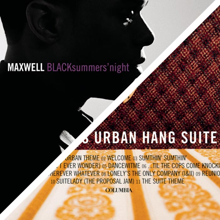 Maxwell to be Celebrated with Special Limited Edition 12″ Vinyl Releases