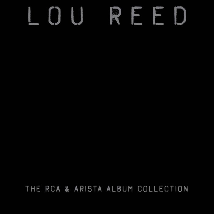 Lou Reed – The RCA & Arista Album Collection
