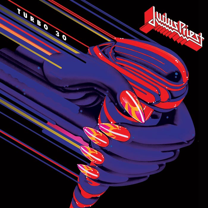 Judas Priest 'Turbo' Remastered Edition To Be Released February 3