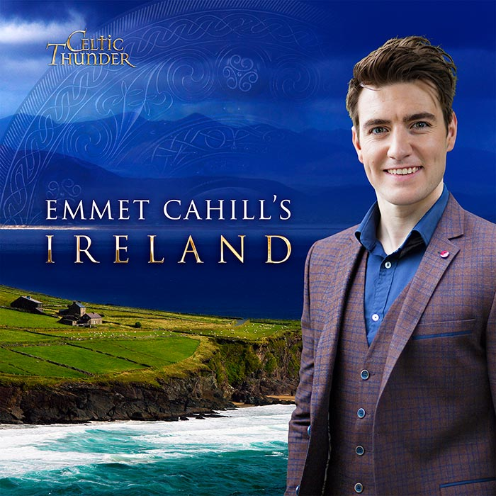 Celtic Thunder's Emmet Cahill To Release 'Ireland' Compilation February 24