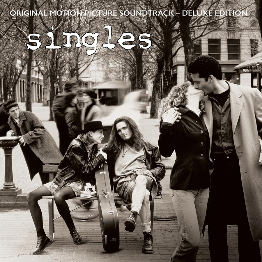 'Singles' 25th Anniversary Celebrated With Expanded & Remastered Soundtrack