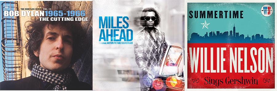 Miles Davis, Bob Dylan, Willie Nelson Win GRAMMY Awards