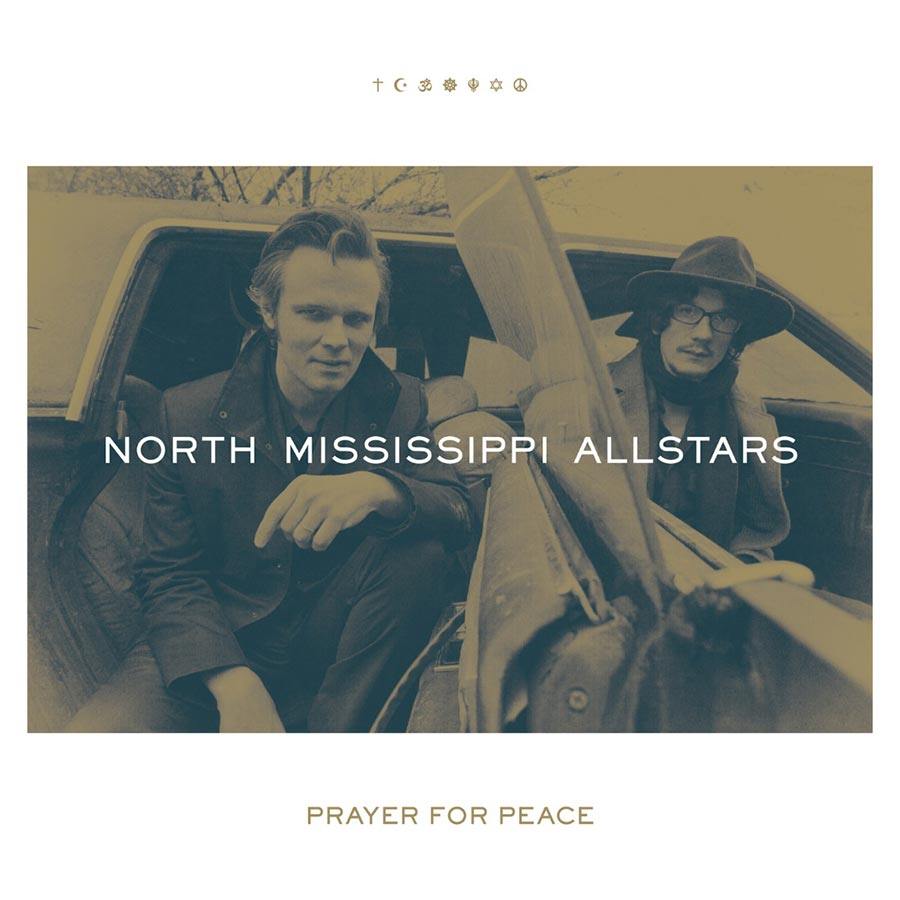 North Mississippi Allstars Enter Second Decade With Release 'Prayer For Peace' June 2